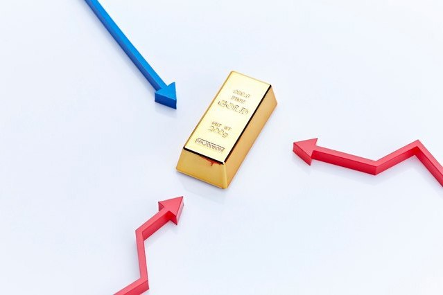 過去の金価格の傾向から今を知ろう!約20年の金相場の傾向とは?