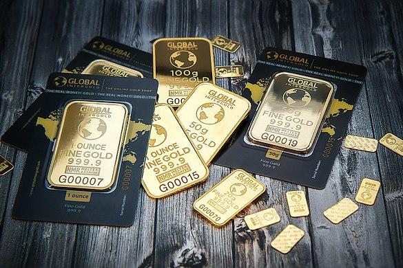 【純金のインゴット】ゴールドバーの製法と品質の見極めかた