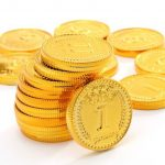 金相場は?コインなどに使われるK22の金について