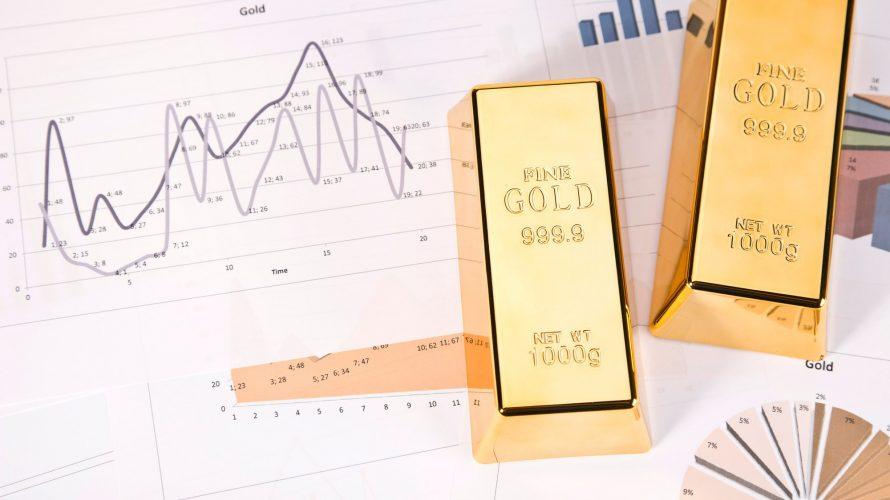 海外と日本では金のチャートの動きが違う!?