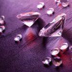 割れる?割れない?モース硬度10のダイヤモンドの硬さの特徴