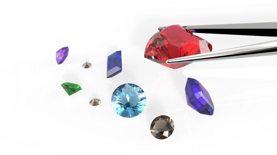 カラーダイヤモンドの種類