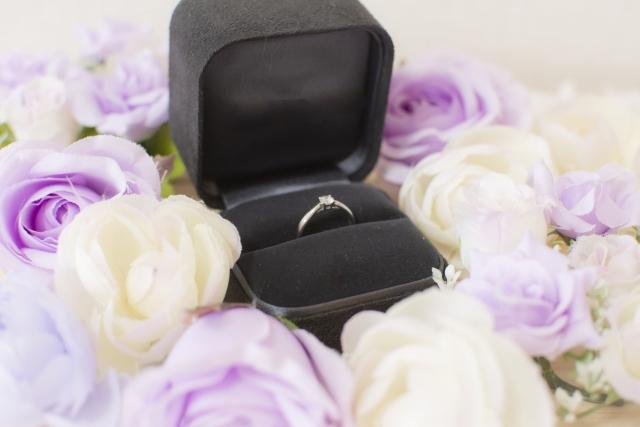 婚約指輪の歴史と意味